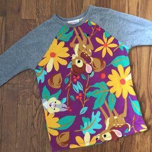 LuLaRoe Shirts & Tops - Disney LuLaRoe Bambi Sloan